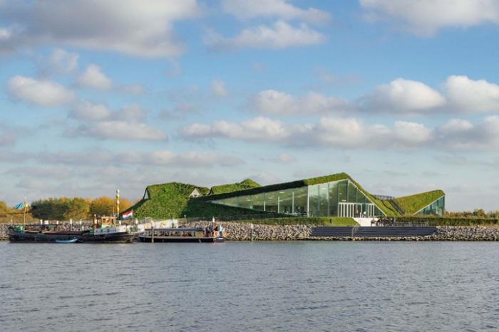 Архитекторский проект студии Studio Marco Vermeulen.