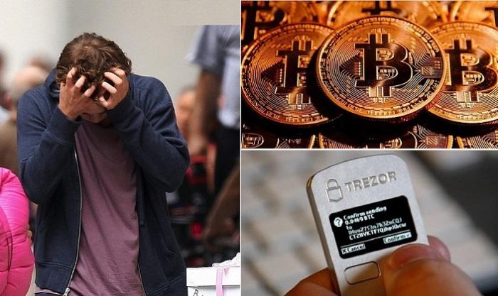 На какие крайности идут отчаявшиеся люди, которые забыли пароли от биткоин-кошельков.