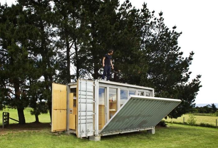 Компактное жилье для 4-х человек.
