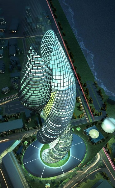 Башни в Кувейте.