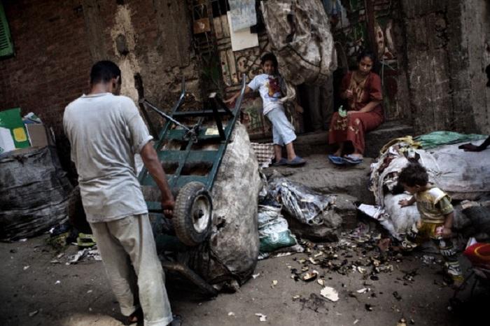 Восточный Каир - зона экологического бедствия.