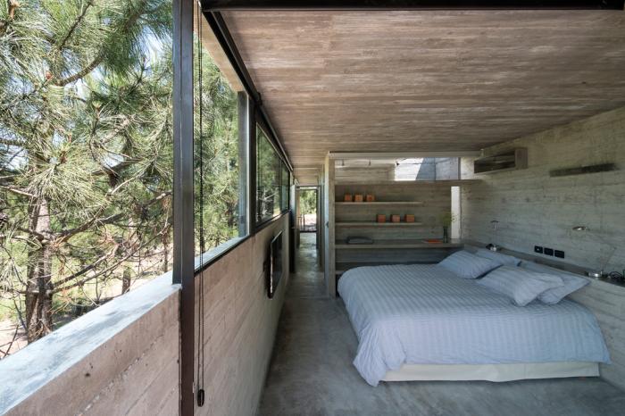 Casa L4. Спальня.