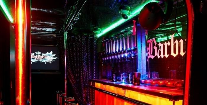 Barbus Maxi - ночной клуб-автобус.