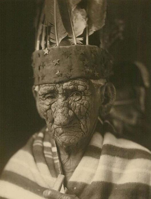 Джон Смит - самый известный индеец-долгожитель.