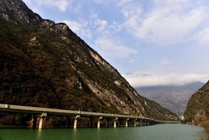 Over-Water highway