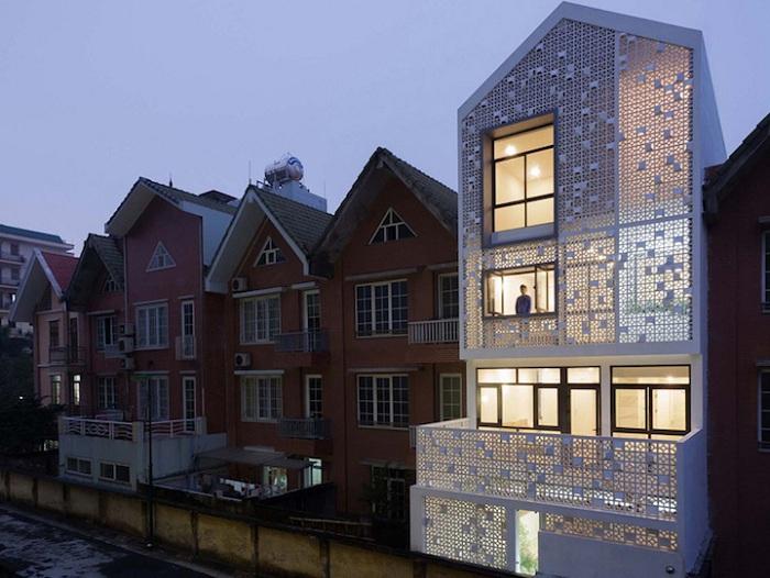 Архитекторский проект дизайн-студии Landmak Architecture.