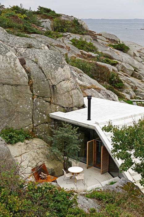 Архитекторский проект студии Lund Hagem.