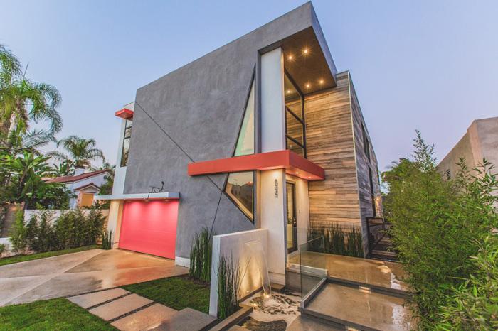Частный особняк от архитектора Amit Apel.