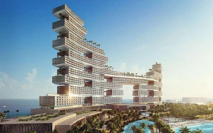 Royal Atlantis - роскошный отель в ОАЭ.