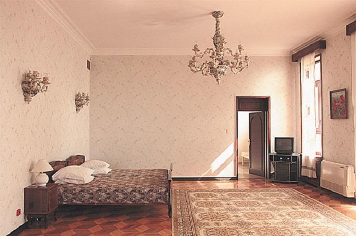 Спальная комната.