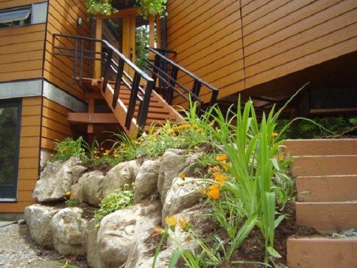 Архитекторский проект семейного тандема из компании Maison Idekit Home.