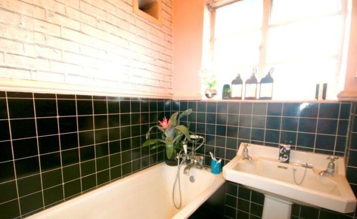 Ванная комната 1934 года.