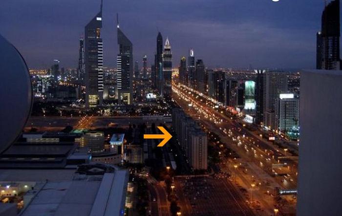 Дубаи. 2007 год.