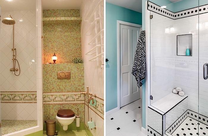 Самые смелые и оригинальные дизайнерские идеи оформления ванной комнаты, которые можно реализовать без привлечения профессионалов.