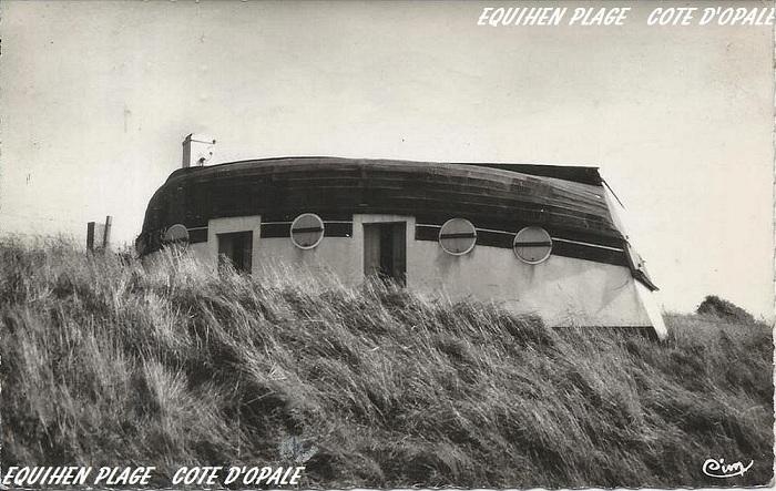 150 лет назад бедняки строили дома с крышей из старых лодок.