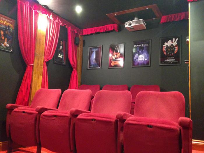 Как сделать мини-кинотеатр