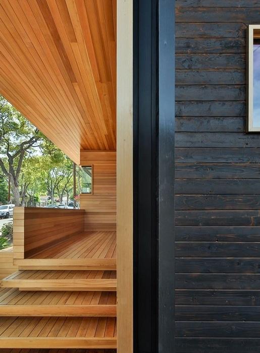 Реконструкция дома, реализованная архитектурным бюро Martin Fenlon Architecture.