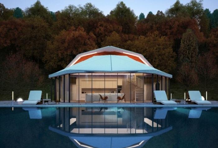 Проект архитектора компании Lenz Architects Дамира Усенова.