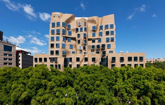 Бизнес-школа при австралийском университете UTS.