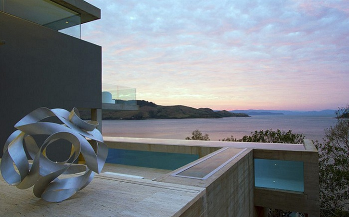 Проект архитектурной фирмы Renato D'Ettorre Architects.