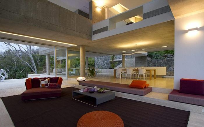 Solis Residence[. Прямоугольная архитектура.