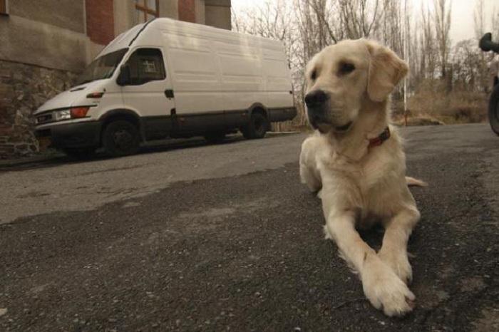 Дип Васудева Дас переделал свой фургон в дои на колесах.