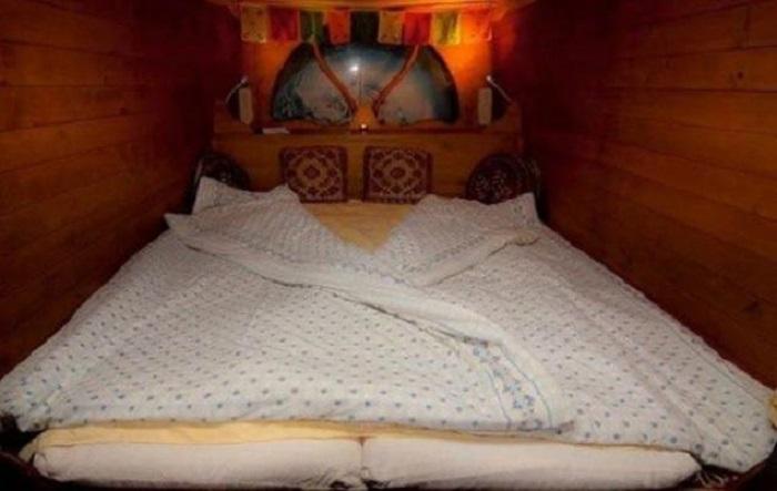 Место для сна.