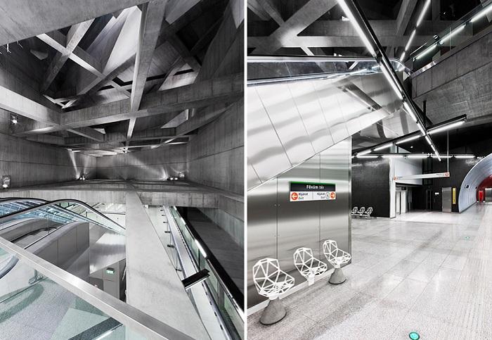 Станции метро, строительство которых началось 30 лет назад.