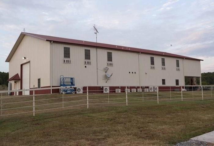 Житель Техаса пожелала иметь дом, который не привлекал бы внимания.