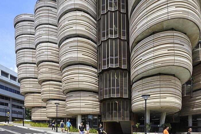 Проект архитектурной студии Heatherwick Studio.