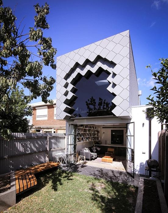 Архитекторский проект австралийской компании Hook Turn Architecture.