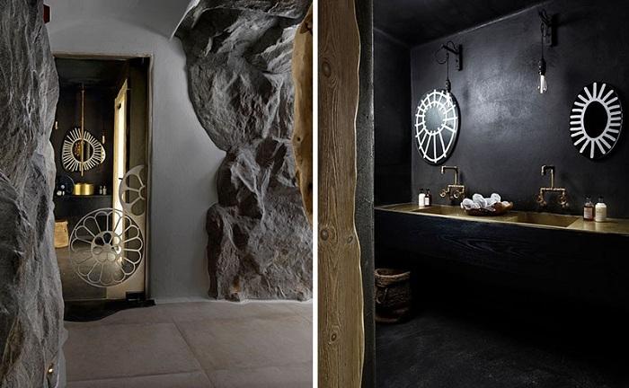 Kensho Boutique Hotel & Suites. Ванная комната.