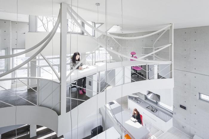 Archi-FIORE. Организация жилого пространства.