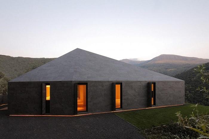 Архитекторский проект итальянской практики JM Architecture.