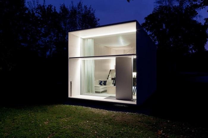 Микро-дом Koda площадью всего 30,3 кв. метров.