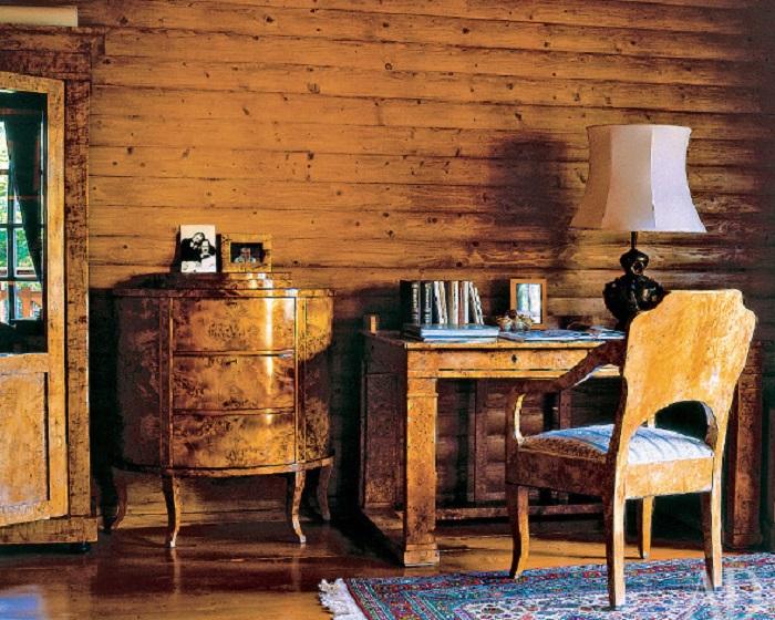 Рабочий кабинет. | Фото: admagazine.ru.