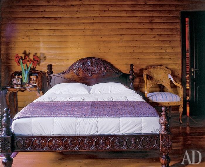 Старинная кровать. | Фото: admagazine.ru.