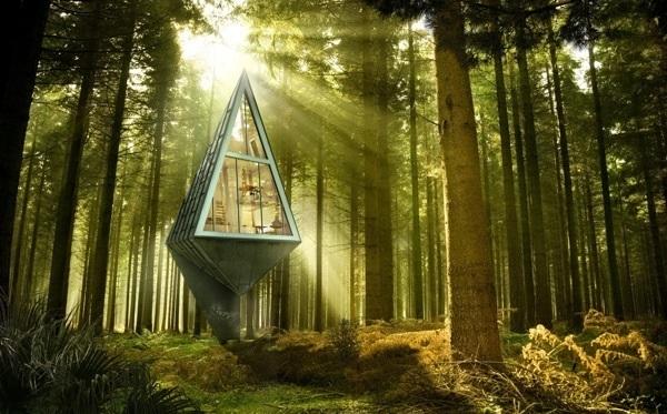 «Первобытный Симбиоз»-экологически чистый дом.