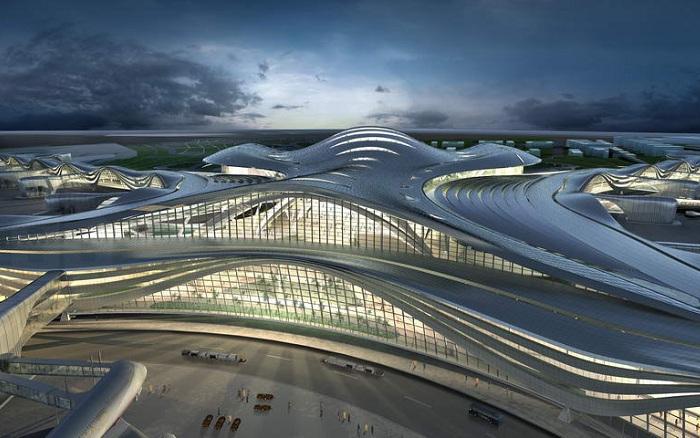 Архитекторский проект компании Kohn Pedersen Fox Associates.
