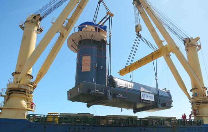 Вес подводного ресторана составляет 410 тонн.