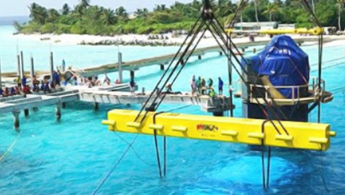 Самый большой в мире подводный ресторан откроется в августе 2016 года.