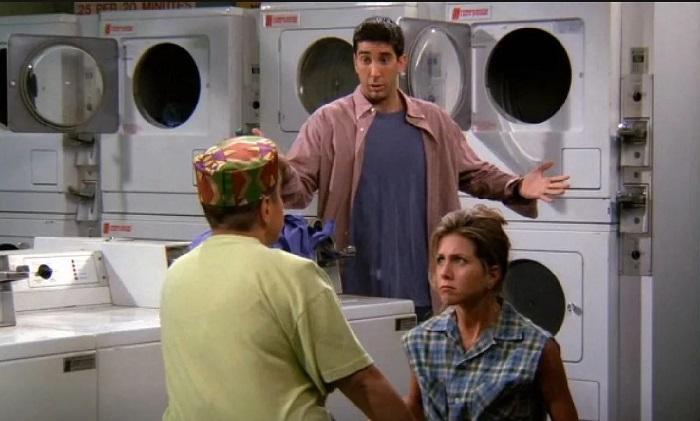 Почему американцы часто относят белье в прачечную.