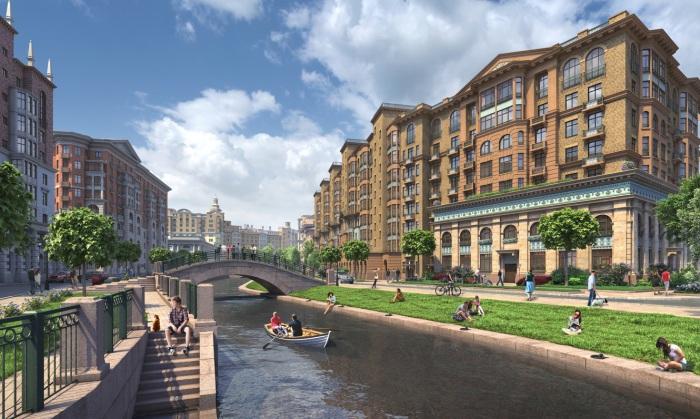 Лайково - город, который будет построен с нуля в окрестностях Москвы.