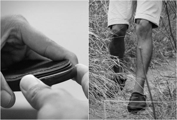 Инновационная обувь от индийского производителя.