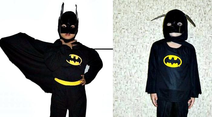 Ушки у Бэтмена уже не те. | Фото: topsee.me.