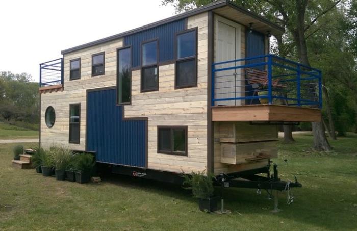 Архитекторский проект фирмы Maximus Extreme Living Solutions.