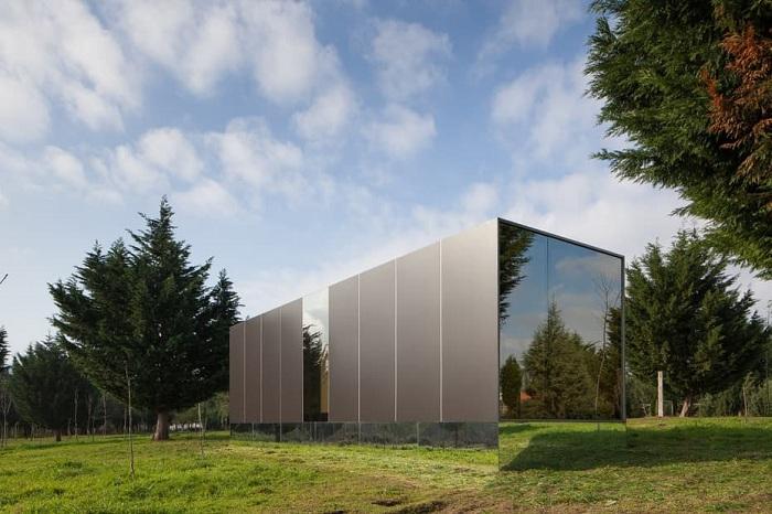 Архитекторский проект фирмы Mima Housing.