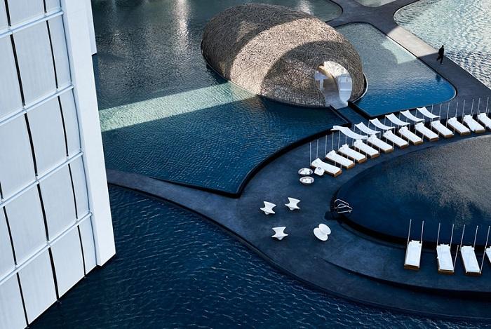 Отельный комплекс Mar Adentro в мексиканском городе Сан-Хосе-дель-Кабо.