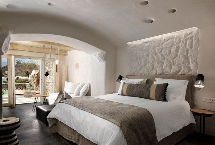 Kensho Boutique Hotel & Suites. Номер в отеле.