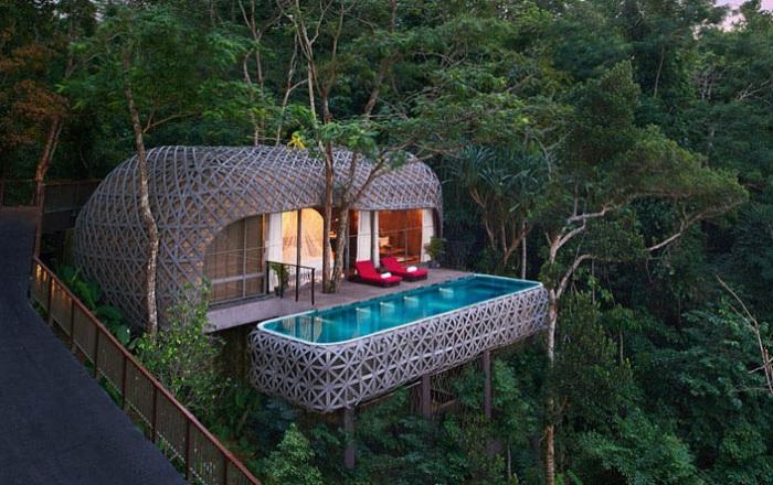 Keemala Eco Resort - отельный комплекс в Пхукете (Таиланд).